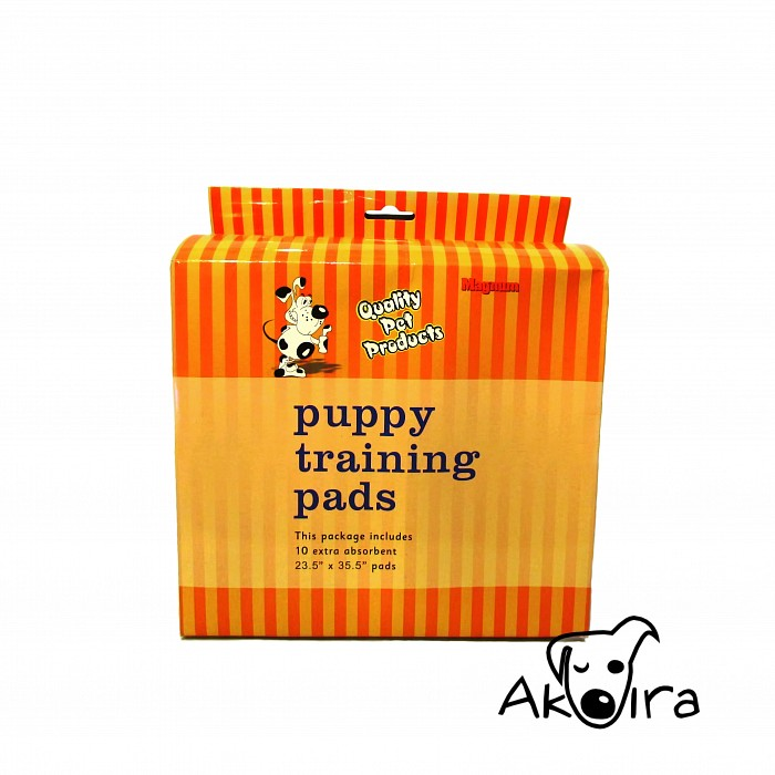 Magnum Puppy training pads 90 x 60 cm 10 ks