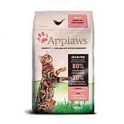 Applaws Cat Adult Chicken and Salmon 400 g