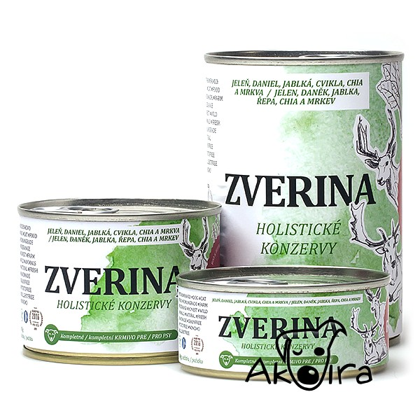 Konzervy PET FARM FAMILY Zvěřina 180 g